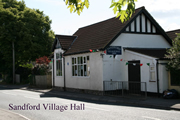sandford village hall